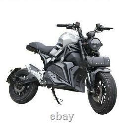 120km long range range 3000w Adult Electric Motorcycle
