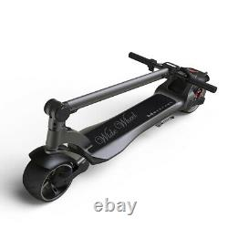 2020 Newest Mercane WideWheel Pro Kickscooter 48V 500W 5Ah Electric Scooter
