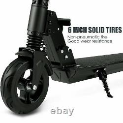 300W Foldable Electric Scooter 15.5 MPH Lightweight Commuter for Teens & Adults