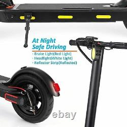 400W Folding Electric Scooter Portable Commuting Kick Scooter Adults & Teens