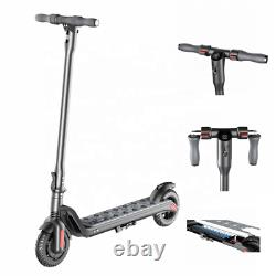 500W Electric Foldable Scooter, 22 Miles Range, Cruise Control, 3 Speed Levels