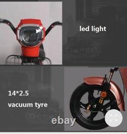 500 watt electric scooter / Bike 48! Watt Battery. 2 Seaters. Remote Start