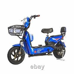 500 watt electric scooter / bike 48 Volt Battery 2Seats Remote Start
