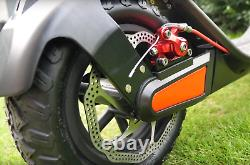 500w Powerful Foldable Electric Scooter 10 Tire High Speed 10Ah Battery