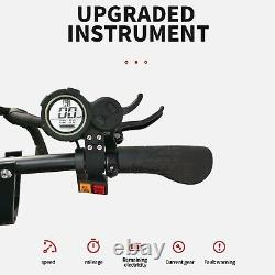 60v 5600w Electric Scooter Adult Dual Motor 11inch Off Road Tires Fast Speed