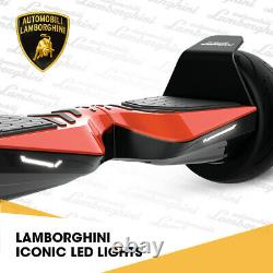 8.5 LAMBORGHINI Smart Electric Scooter LED Bluetooth app enabled for Kids Adult