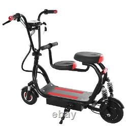 8rechargeable Folding Electric Scooter Adult Kick E-scooter Safe Urban Commuter