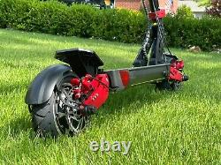Apollo ghost, VDM-10, 52V dual 800W motor electric scooter ship from US