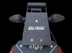 BLADE 10 DUAL MOTOR ELECTRIC SCOOTER FASTER THAN DUALTRON ZERO 10X Apollo Mantis