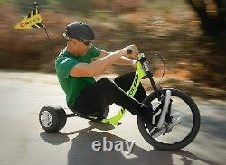 Big Wheel Adult Tricycle Trike Drift Sport BMX Style Moto Handlebar Steel Alloy
