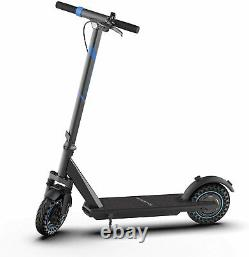 Brookstone BluGlide Elite 10 Electric Scooter, 500W Motor, 10 Honeycomb Tires