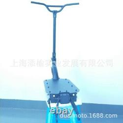 DUALMOTO 10/11 INCH Electric SCOOTER FRAME Mountain E-Scooter 52v60V 20005600W