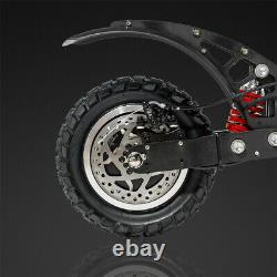 DUALMOTO ELECTRIC SCOOTER LONG RANGE Off Road Powerful e-Scooter 2000W 52V 23Ah