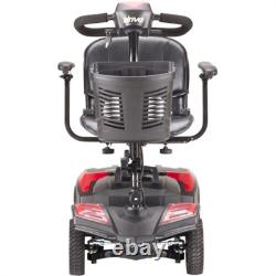 Drive Scout Spitfire Compact Travel Power Scooter, 4 Wheel