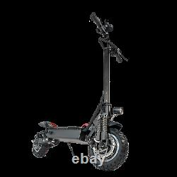 Dualmoto 2000W Off road Electric Scooter Fold Hight Speed 10inch 52V Long Range