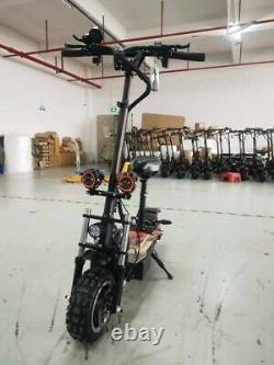ELECTRIC SCOOTER 5600W 60V /35Ah