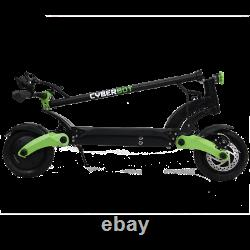 ELECTRIC SCOOTER Dual Motor Adult 1000W Can Fold LONG RANGE 8.5'' 48V19. Ah