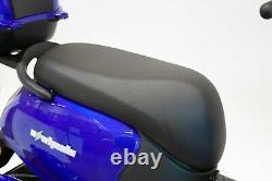 EW-Bugeye Electric Scooter Blue Bluetooth Fast Storage Lights EWBugeye Bugeye