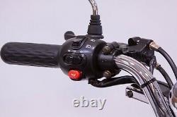 EW-Bugeye Electric Scooter RED Bluetooth Fast Storage Lights EWBugeye Bugeye