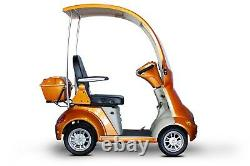 E Wheels EW-54 Buggie Electric Power Mobility Scooter With 500lbs. WC, Speed 15mph