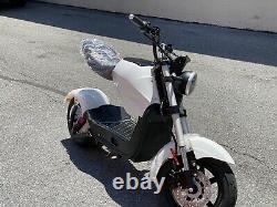 Electric Bike J-eh-8 3000w, 60v/40ah Battery, Peak Watts 6000w
