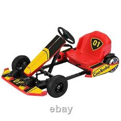 Electric Go Karting Car for Kids Adults Drift Go Kart & Hover Balancing Scooter