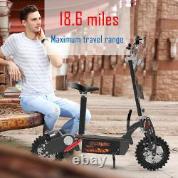 Electric Scoote Brushlessr 1600W, 42V Adult Electric Scooter Commuter Scooter