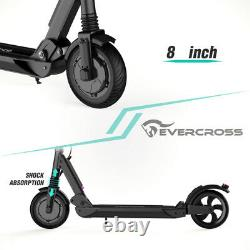 Electric Scooter 20MPH 7.5AH Folding E-Scooter 350w Motor For Adults Black