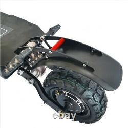 Electric Scooter Adult 11inch Dual Motor Off Road Tires 100 Km/h 60v 5600w 21Ah