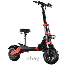 Electric Scooter Adult 12inch Tires Fast 45 km/h 48v 500w Foldable Anti Theft