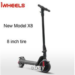 Electric Scooter Adult, 500w Folding Adult Kick E-scooter Safe Urban Commuter