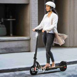 Electric Scooter Adult, E-Scooter Teens, Portable Folding Rechargeable, High-Speed