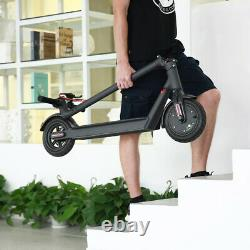 Electric Scooter Adult, Long Range Folding Kick E-scooter Safe Urban Commuter