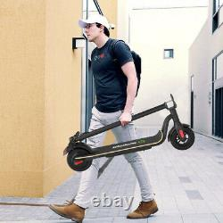 Electric Scooter Adults, Portable Folding E-Scooter 8.0Tire 7.5AH For Adults