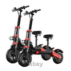 Electric Scooter Off-Road 100Km Long Range Scooter with Remote Anti-Theft System