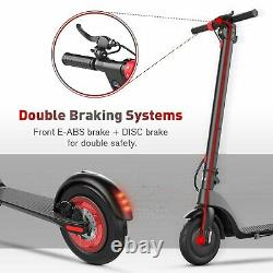 Electric Scooter X7 350W Adult Kick Folding E-Scooter Motor Safe Urban Commuter
