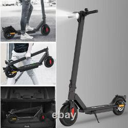 Foldable Electric Scooter 7.5ah 250w Adult E-scooter Double Brake Safe Commute