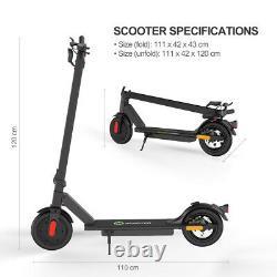 Folding Electric Scooter 7.5ah Batt Adult Kick E-scooter Safe Urban Commuter