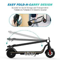 Folding Electric Scooter Adult City E-Scooter Safe Urban Commuter 7.5Ah eScooter