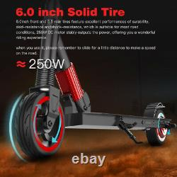 Folding Electric Scooter Adult Kids Built In Rechargeable Battery Portable NEW