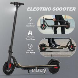 Folding Kick Electric Scooter 14miles Aluminum Portable Urban Adult E-scooter