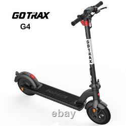 Gotrax G4 Commuting Electric Scooter 10 Air Filled Tires 20MPH 25 Mile Range