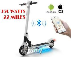 Hiboy Electric Scooter Adult, Long Range Folding E-scooter Safe Urban Commuter