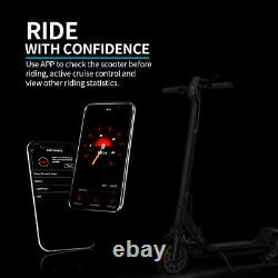 Hiboy MAX E-Scooter 350W Portable Folding 2 Wheels Adult Riding Electric Scooter