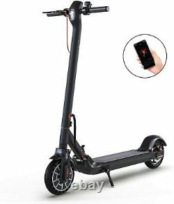 Hiboy MAX Folding 17 Miles 18.6 MPH Electric Scooter Double Brake for Commute