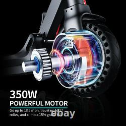 Hiboy MAX High-Speed E-Scooter 350W Folding Adult Electric Scooter Solid Tires L
