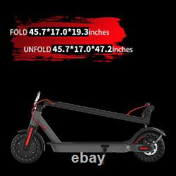 Hiboy S2 Folding Electric Scooter 8.5 Bluetooth Long Board E-Scooter with Seat