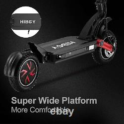 Hiboy Titan Pro Electric Scooter 2400W 10 Pneumatic Tires Road Scooter Folding