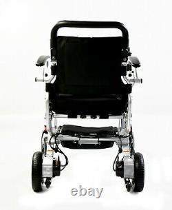 Innuovo N5513A Lightweight Folding Electric Wheelchair- 42 lbs 16 mile