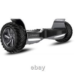 Jetson V8 All Terrain Black Electric Balance Scooter JROV8-BK